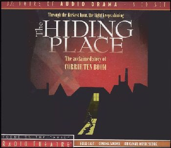 Hiding Place CD's (Radio Theatre)