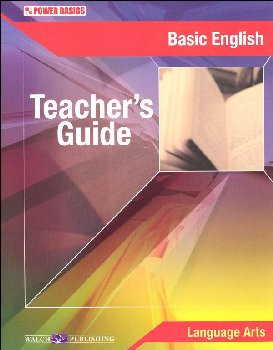 Basic English Teacher's Guide (Power Basics)