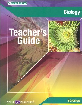 Biology Teacher's Guide (Power Basics)