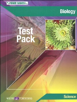 Biology Test Pack w/ Answer Key (Pwr Basics)