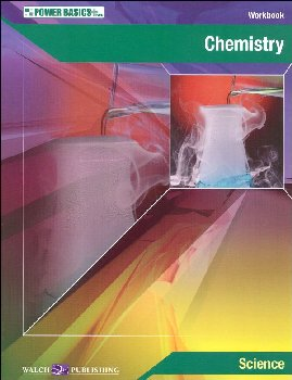 Chemistry Student Workbook & Answer Key (PB)
