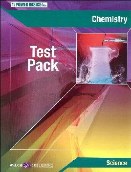 Chemistry Test Pk w/ Answer Key (Pwr Basics)