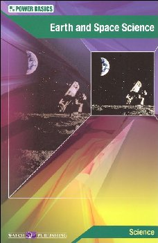 Earth & Space Science Student Book (Pow Basic