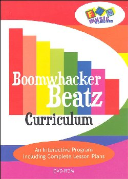 Boomwhackers Beatz Curriculum Edition DVD