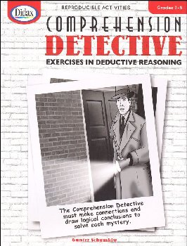 Comprehension Detective Book One Grades 3-5