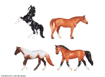 Breyer Stablemates Singles Assortment (1 each of 8 breeds)