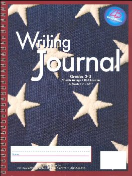Writing Journal - Stars - Grades 2-3