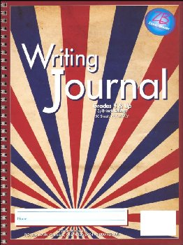 Writing Journal - Stripes - Grades 4-Up