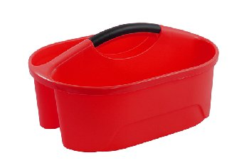 Classroom Caddy - Red