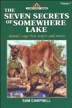 7 Secrets of Somewhere Lake (Living Forest #7