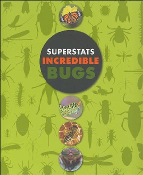 Superstats Incredible Bugs