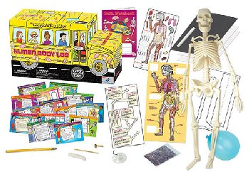 Human Body Lab (Magic School Bus)