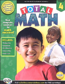 Total Math Book 4