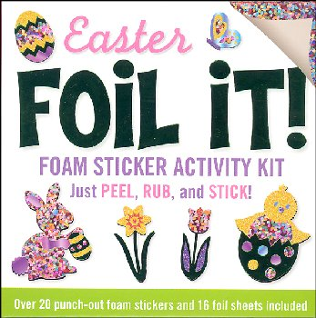 Small Foil It! Easter Activity Kit