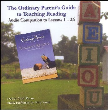 Ordinary Parent's Guide to Teaching Reading Audio