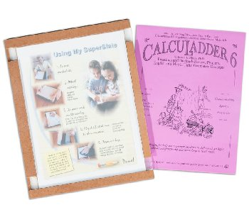 CalcuLadder 6 Drill Masters With SuperSlate