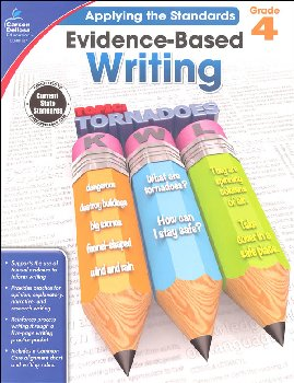 Applying the Standards: Evidence-Based Writing - Grade 4