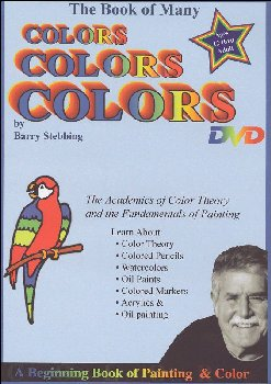 Book of Many Colors 3-DVD Set