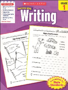 Writing Grade 1 (Scholastic Success With)