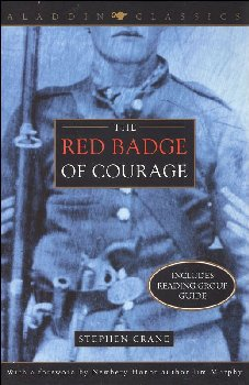 Red Badge of Courage (Aladdin Classics)
