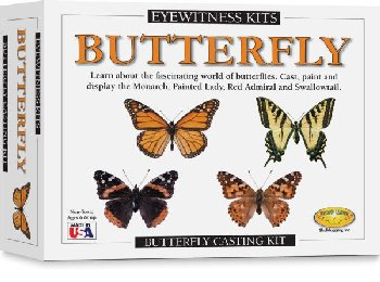 Eyewitness Butterfly Kit
