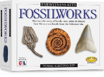 Eyewitness Fossilworks Kit
