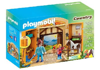 Pony Stable Play Box (Country)