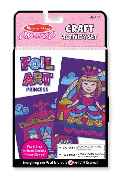 Foil Art - Princess