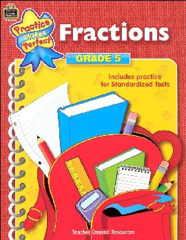 Fractions Grade 5 (PMP)