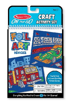 Foil Art - Vehicles