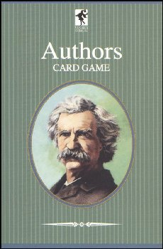 Authors Playing Cards