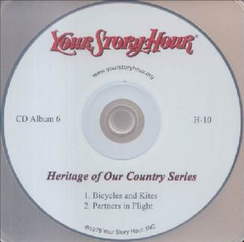 H-10: The Wright Brothers CD