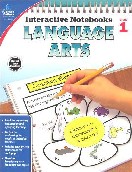 Interactive Notebooks: Language Arts - Grade 1