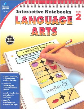 Interactive Notebooks: Language Arts - Grade 2