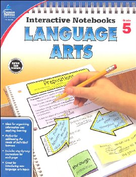 Interactive Notebooks: Language Arts - Grade 5