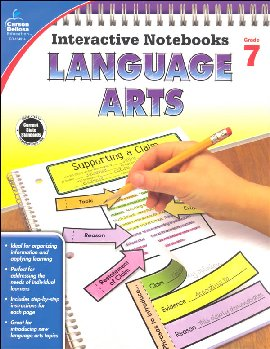 Interactive Notebooks: Language Arts - Grade 7