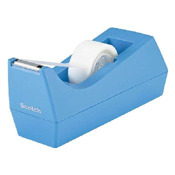 Scotch Desktop Tape Dispenser - Blue