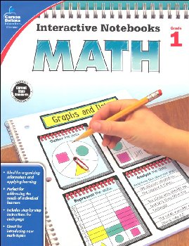 Interactive Notebooks: Math - Grade 1
