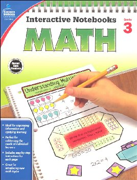 Interactive Notebooks: Math - Grade 3
