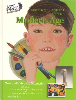 ARTistic Pursuits K-3 Volume 7: Art of the Modern Age