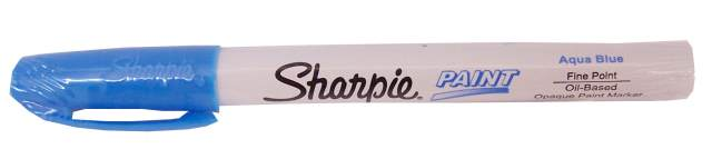 Sharpie Paint Fine Point Aqua