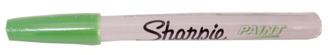 Sharpie Paint Fine Point Lime