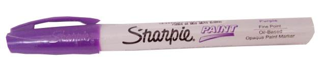 Sharpie Paint Fine Point Purple
