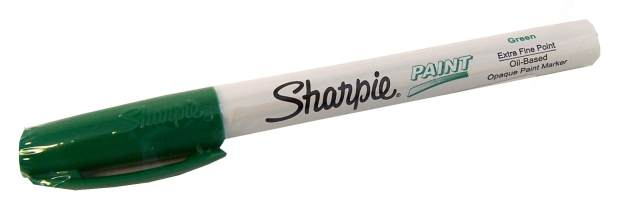 Sharpie Paint X-Fine Point Green