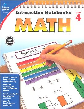 Interactive Notebooks: Math - Grade 4