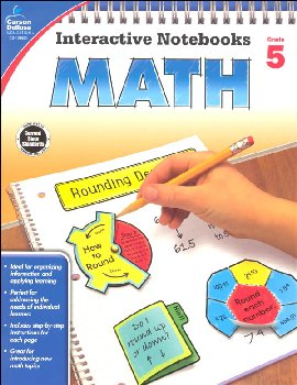 Interactive Notebooks: Math - Grade 5