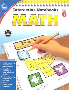 Interactive Notebooks: Math - Grade 6