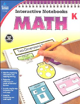 Interactive Notebooks: Math - Grade K
