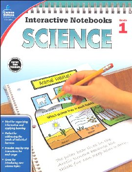 Interactive Notebooks: Science - Grade 1