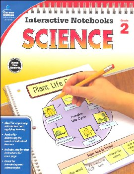 Interactive Notebooks: Science - Grade 2